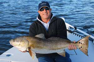 redfish guide near titusville