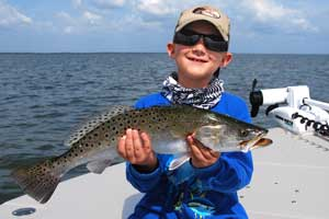 seatrout fishing in mosquito lagoon