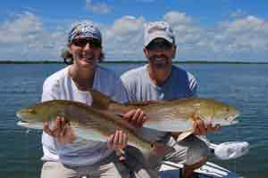 fishing guide for redfish