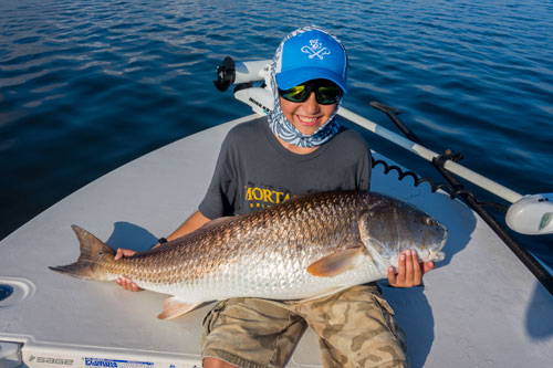 Central florida fishing report mosquito lagoon indian river for Florida saltwater fishing report