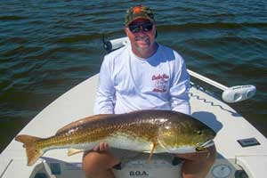 redfish guide near disney world
