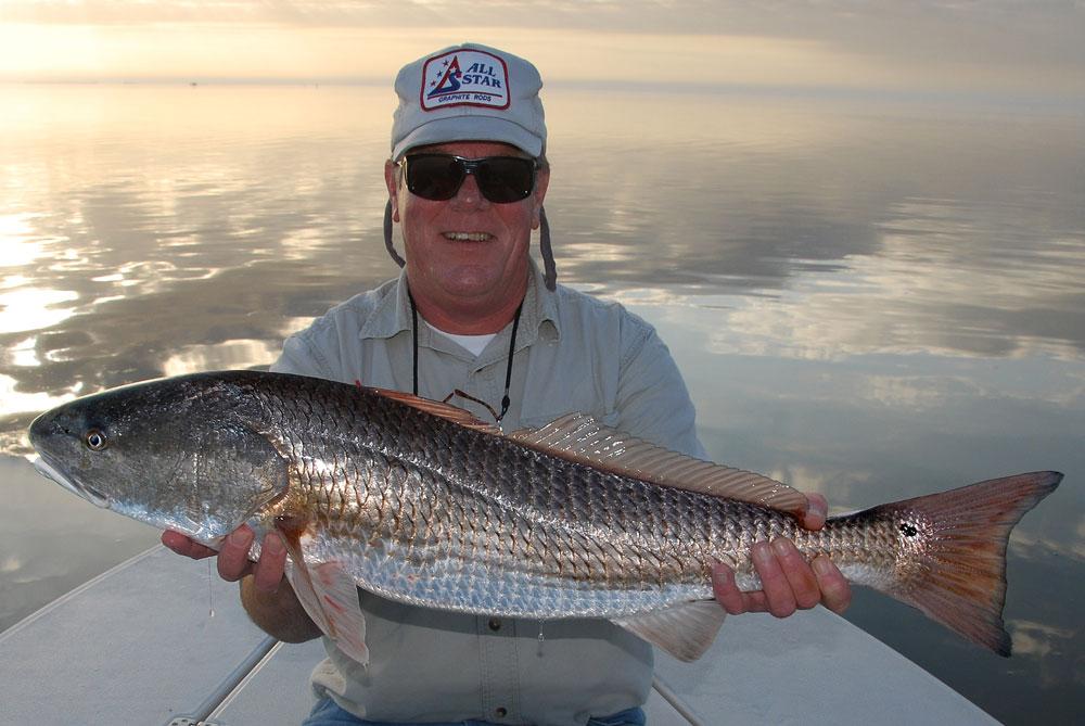 Central florida redfish galleryredfish charters near orlando for Central florida fishing charters