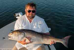 redfish charters near new smyrna beach