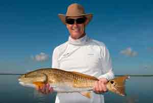 redfish charters by orlando