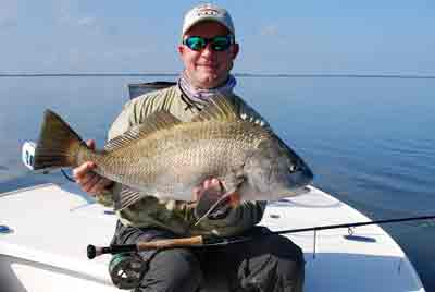 Mosquito Lagoon fly fishing guide