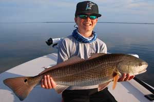 titusville redfish guide
