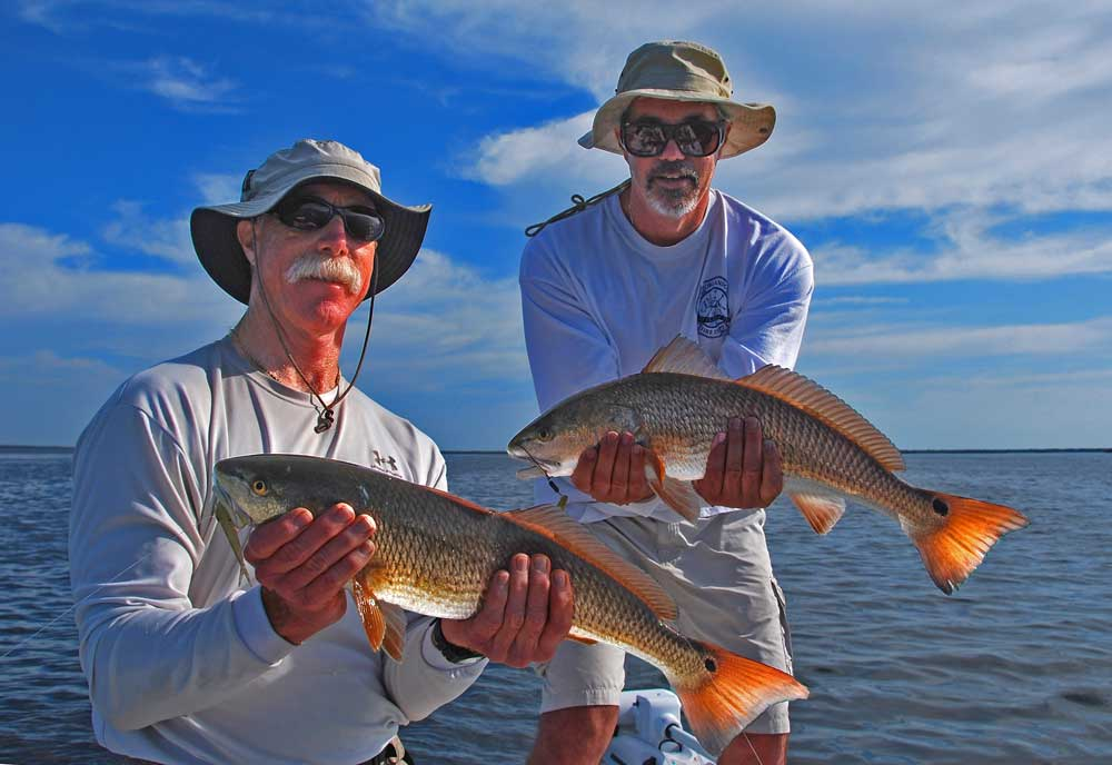 Central florida redfish galleryredfish charters near orlando for Fishing in orlando florida