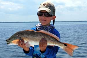 new smyrna redfish charters