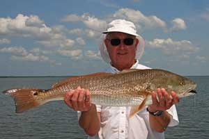 saltwater fly fishing redfish